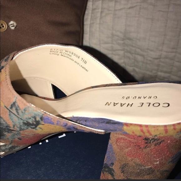 f679e2a350ee NIB Cole Haan Gabby Sandals 7.5